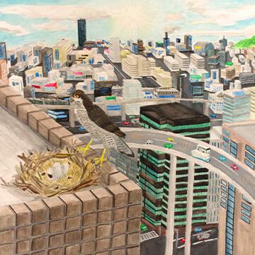 美術部 全日本美術展覧会